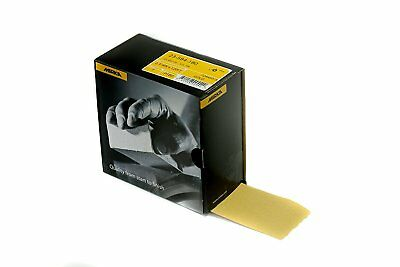 Mirka 23-584-180 Gold 2-3/4 in x 40 yd PSA Autokut Roll, 180 Grit, Qty. 1