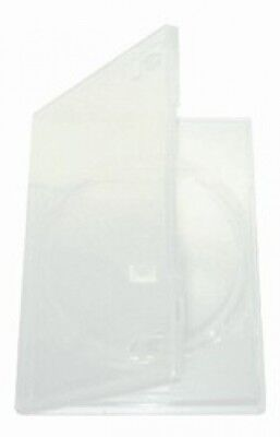 100 STANDARD SUPER Clear Single DVD Cases