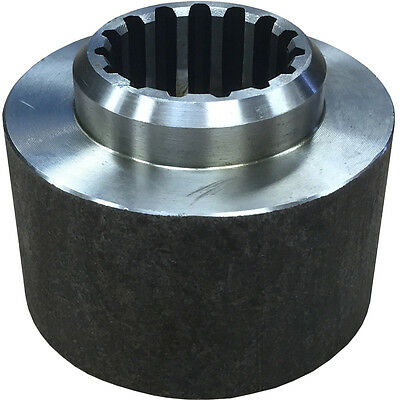 15 Tooth Blade Hub for Rotary Cutter Gearbox, Omni Gear RC-51 Hub, Part #210001
