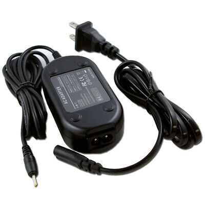 AC DC Adapter for Canon CAPS800 CAPS200 CA-PS800 CA-PS200 ACK-800 SX120 SX130 IS