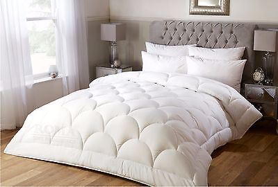 Microfibre  Soft Like Down Duvet Quilt All Sizes Available