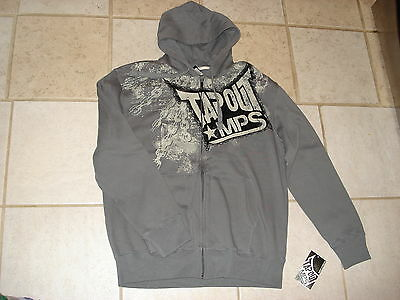 TAPOUT MPS UFC MENS HOODIE SIZE S NWT