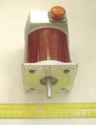 "Motor, Pacific-Scientific, Bipolar Parallel Stepper, 1.8° Steps, .386"" Shaft"