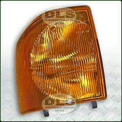 VIN XA430702 XBD100920R Bearmach Front RH clear Indicator Assembly Range Rover P38 All models from