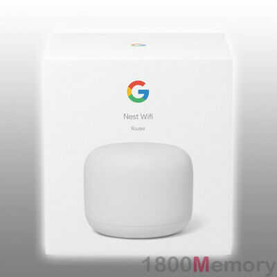 Google Wifi Home Mesh Wi-Fi System Wireless Router Network 802.11 A B G N AC1200