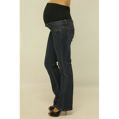 Maternity Jeans, Boot Leg Cut by Born Maternity