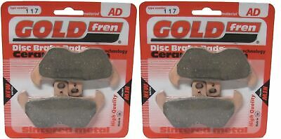 Brake Disc Pads Front Goldfren For BMW R 1100 R 1995
