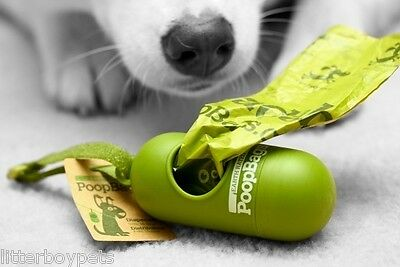 PoopBags Earth Rated Green Eco-Friendly Dog Waste Poop Bags - Several options