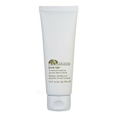 1 PC Origins Drink Up 10 Minute Mask to Quench Skin's Thirst 100ml Natural