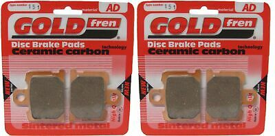 Brake Disc Pads Front Goldfren For Yamaha RD 350 LC 1982