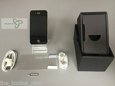 Apple iPhone 4 - 16 GB - Black (Unlocked) - Grade A