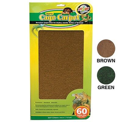 Zoo Med  Repti Cage Carpet  All Sizes