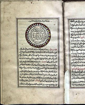 14 Titles Digital Arabic Manuscript Illustrated Occult Numerology Magic