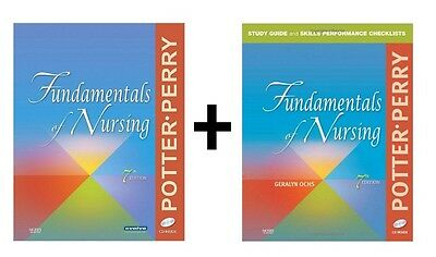 Fundamentals of Nursing by Patricia Potter, Anne Perry