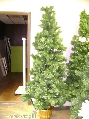 Artificial Holiday Tree Pre-Lit W/ Urn Base 5 Ft