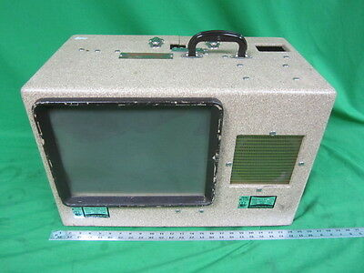 Vintage Busch 16mm Repeating Kodak Pageant Projector w Built in Screen