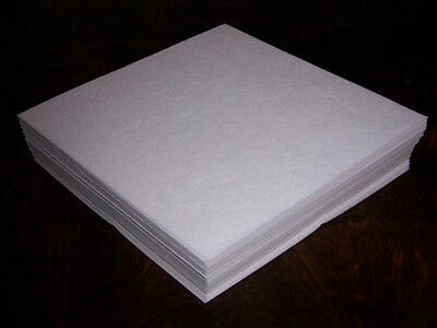 """50 sheets Medium Weight Tear Away Machine Embroidery Stabilizer Backing12""""x10"""""""