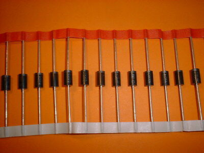 10x 1500 Watt / 300V TVS Suppressor Diode 1,5KE300A 1,5kW