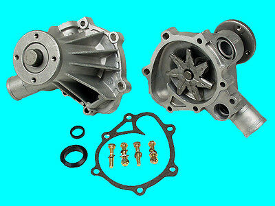 GMB Engine Cooling coolant motor cooler cool Water Pump w// Gasket nEw for BMW