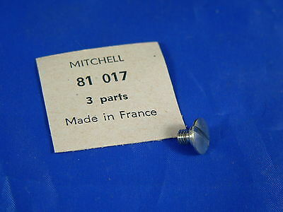 1 NEW Mitchell 300 400 500 800 series trip lever screw 81017