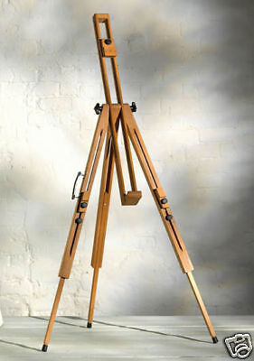 Winsor and Newton 'Severn' Artists Painting Easel -Sturdy Beechwood - RRP £155