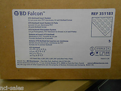 Becton Dickinson 351183 Hts Insert System 24 Well Multiwell.