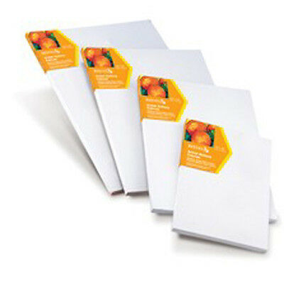 6 x Reeves Gallery Canvas - Artist Canvases - A3
