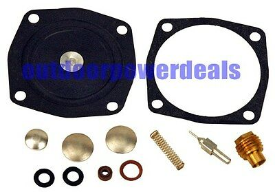 Tecumseh Carburetor Rebuild kit 631893A 2 Cylce Engines Toro S200 S620 others