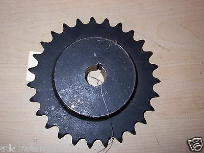 "Martin 60Bs27 1 Sprocket #60 Chain 27 Tooth 1"" Bore"
