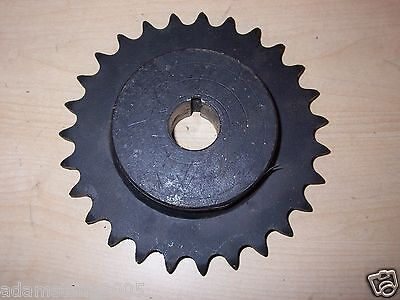 "Martin 60Bs27 1 3/16 Sprocket #60 Chain 27 Tooth 1-3/16"" Bore"