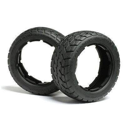 HPI RacingTarmac Buster TIRE M Compound 170x60mm 2pcs 4837
