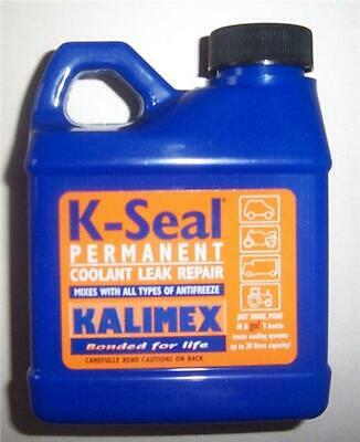 Head Gasket Leak Coolant Repair Water Stop Leak Solution Sealer
