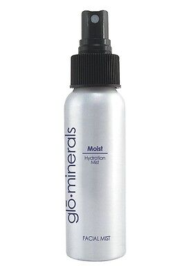 glominerals gloMoist Hydration Mist 2 oz 59 ML NEW SEALED IN BOX