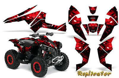 Can-Am Renegade Graphics Kit by CreatorX Decals Stickers RCRD