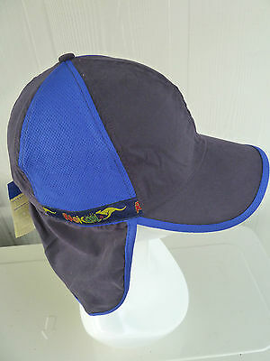 RADICOOL Child's (2-5 year Sm.) (5-12 Lge.) Legionnaire cap Post is Free NWT