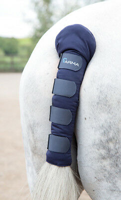 NEW Shires Horse / Pony Padded Protective Tail Guard - Secure Fit - FREE P&P