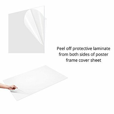 "Petg Clear Plastic Sheet 0.020"" X 24"" X24"" Vacuum Forming Rc Body Hobby"