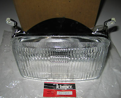 Polaris Indy Snowmobile Headlight Head Lamp Kimpex 01-50891 2431006/7