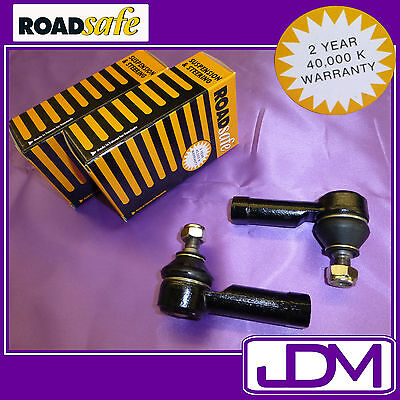 Pair of FORD Falcon EA, EB, ED, EF, EL Tie Rod Ends ROADSAFE