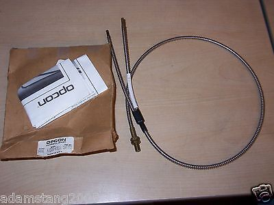 New Opcon Model # 6222B-6511 Part # 107772 Fiber Optic Cable