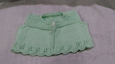 Handknitted Baby Jacket