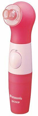 Panasonic Electric Pore Cleanser Suction Machine Water Proof Pink EH2592PP-P