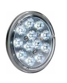 "Whelen P46P1L LED Landing Light PAR 46 14 Volt 5 3/4"" Diameter. 0790750-10"