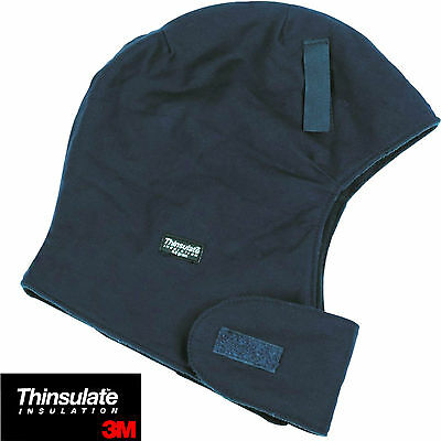 Sub-Zero Thinsulate Safety Helmet Liner. Hard Hat Liner