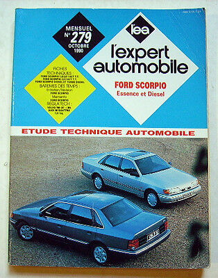 Expert Automobile  Revue Technique Auto Ford Scorpio