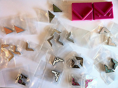 We R Memory Keepers - Crop - A - Dile Art & Crafting Card Making CORNERS Kit NEW