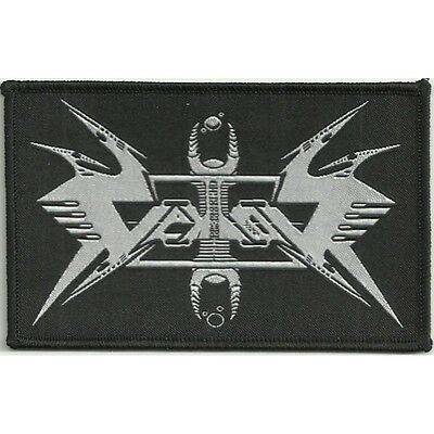 "Vektor ""Logo"" Patch - 11cm x 6.5cm - Black Future Outer Isolation"