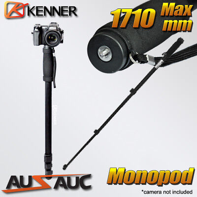 1.71 M MONOPOD Tripod for Digital Camera DSLR with bag