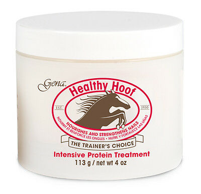 Gena Healthy Hoof condition and strengthen nails and cuticles 4oz.
