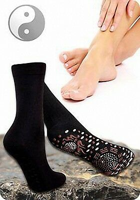 Tourmaline Health Socks with Magnets-pain relief, cold feet problem solution